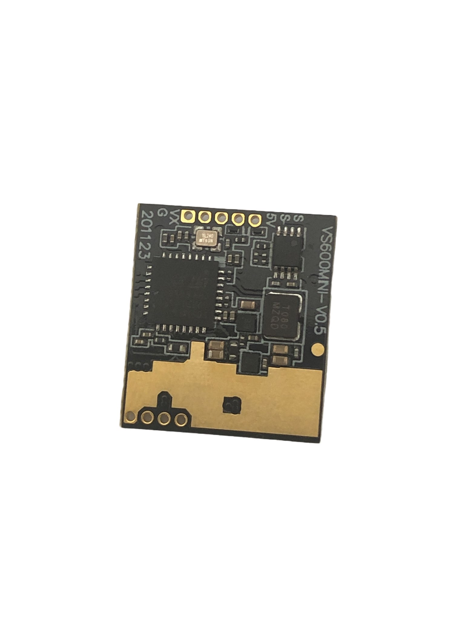 FrSky VTX--Mini【AIRSTAGEオリジナル日本語説明書付】<業務電波利用可能5.7Ghz技適取得済>日本特別仕様
