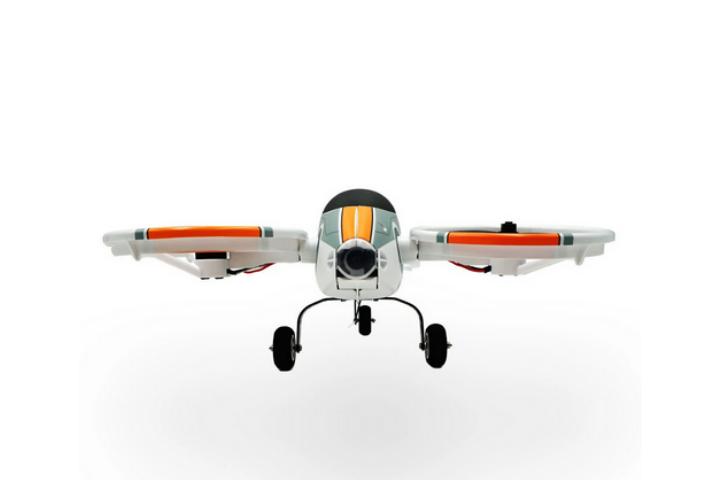 FRSKY  ROVER3  TIL-ROTOR  プロポなし(X9LITE互換)AIRSTAGEオリジナル日本語説明書付