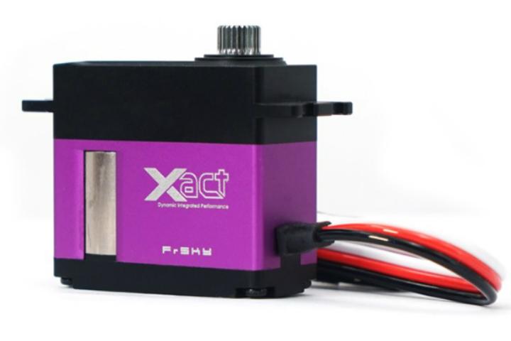 FRSKY Xact Servo HV5301サーボ