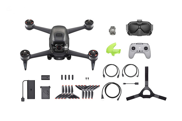 .DJI FPV(2.4Ghz) コンボ + DJI FPV(2.4Ghz) Fly More キット