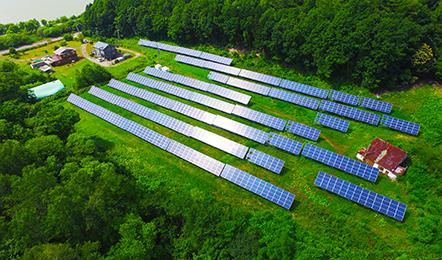 道東電機株式会社様 太陽光パネル(2018年7月)