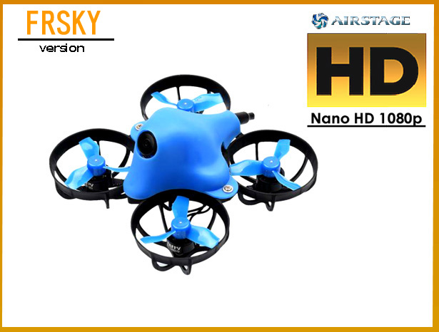 BETAFPV  65S BNF  Micro Whoop Quadcopter (OSD) Frsky 【AIRSTAGEオリジナルマニュアル同梱】